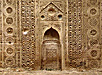 Dismantling of the archeologic Mihrab of Wadi bani Khalib in Oman